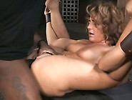 Hot White Milf Lady Fucked Hard In Missionary Position