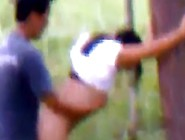 Indian College Girl Fucking Mms Of Doggy Style In Jungle