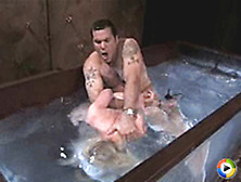 Extreme Water Bondage And Dungeon Sex