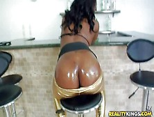Cheep Long Haired Black Hooker With