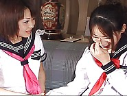 Japanese Lesbians (Meet At My House After School) 1
