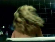 Woman Nude Drowned In Bathtub
