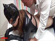 Catwoman Fucked