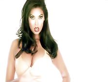 Tara Is A Sexy Vixen Posing