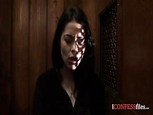 Ava Dalush Fucks Priest In Confession - 36Min