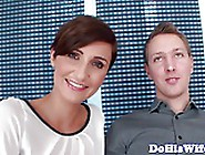 European Milf Cuckolds Her Husband With Bbc