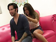 Natalie Gets Her Tight Teen Pussy Fucked Deep