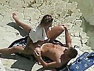 Hidden Cam Clip With My Neighbour Fucking His Wife On A Beach