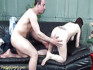 Pregnant Brunette Bitch Loves To Feel Hard Cock Deep Into Her Ti