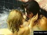 Hot Lesbians With Big Tits In Pool Awesome