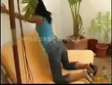 Awesome Hot Arab Girl Showing Off Her Body