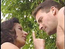 Melissa Monet & Tom Chapman