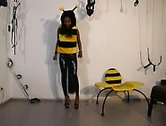 Bumble Bee Black Girl