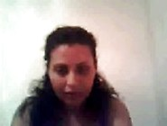 Fathia A Tunisienne Arab Milf On Webcam