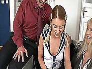 Winnie And Nikky Thorne Fuck With Her Husband