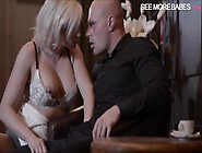 Big Tits Blondie Babe Victoria Redd Sucks Cock And Nailed