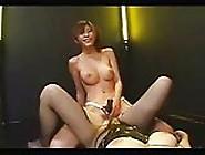 Kinky Japanese Lesbian