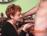Symptoms Nice granny blowjob