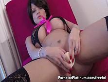 Joslyn James In Pleasuring My Fans - Pornstarplatinum