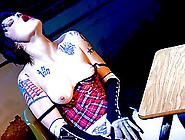 Sexy Porn Hottie Cadence St John Displays Seductive Body In A Ho