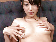 Hairy Japan Model Shows Off While Playing In Solo