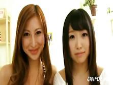 Incredible Japanese Beauty - Armpit Licking