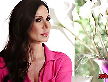 Mature Woman Kendra Lust With Big Sexy Tits Gets Her Pussy Bange