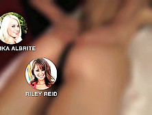 Attend A Porn Party Film In Person With Riley Reid!