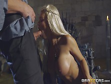 Big Tits Blonde Superb Erotic Story Combined With Sex