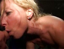 German Sub Slut Get Rough Used By Tb
