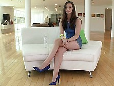 The Ass Queen Lily Carter Is Picky With Cock Size