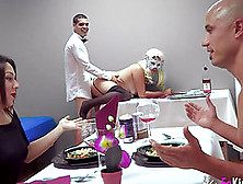 Stunning Victoria Resa Has A Great Time During A Kinky Game