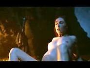 Carice Van Houten Full Frontal Pregnant Nudity