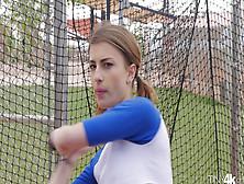 Kristen Scott Baseball Babe