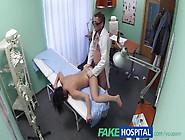 Fakehospital Sexy Patient Likes It From Behind With Her New Doct