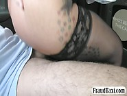 Blonde In Fake Taxi