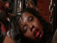 Cut Black Female