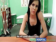 Fakehospital Doctors Talented Digits Make Milf Squirt Uncontroll