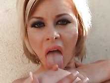 Kylee Lovit Like It Tall Dark And Wide When She Gets Her Tight P