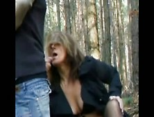 Cumshot On Dirty Mature Outdoor By Troc - Xhamster. Com