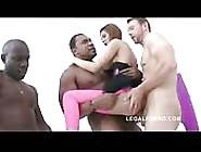 Sexy Ballerina Gang Banged