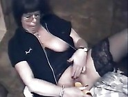Mature Whore Spreads Her Legs In Public And Plays