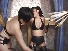 Jennifer mistress brutal therapy by a deviant doctor