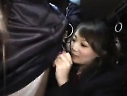 Naughty Japanese Girls Share Their Intense Desire For Cock