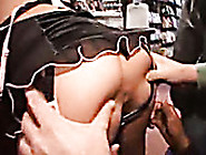 Skanky Girl Lee Ann Gets Her Pussy Licked In The Dvd Shop