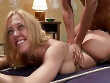 Darling Gets Hogtied And Dominated By Bbc