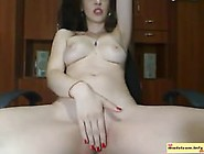 Wow Sexy Cam Girl Perfect Ass Plays With Dildo In Her Ass 3 Free