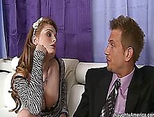 Faye Reagan - N@ughty R1Ch G1Rls