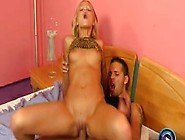 Beautiful Blonde Chick Christel Gets Her Sweet Pussy Licked And