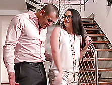 Marvellous Threesome With Kittina Coxxx And Vicky Love